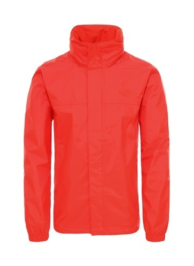 The North Face The North Face Resolve 2 Erkek Outdoor Ceket Fıery Red Kırmızı